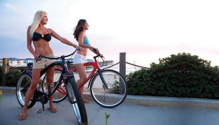 Dziewczyny na rowerach 29