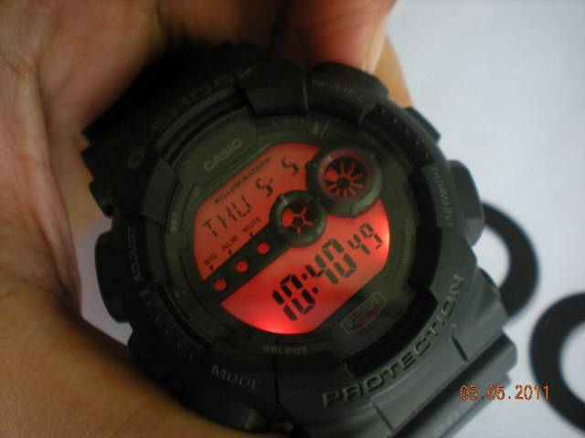 Want To Sell SOLD OUT Casio G Shock GD100ms Second Hand