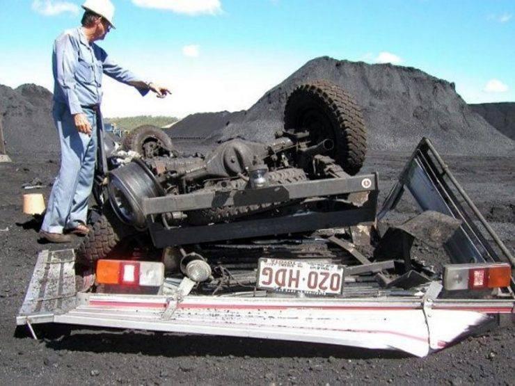 Wypadki w kopalniach odkrywkowych 4