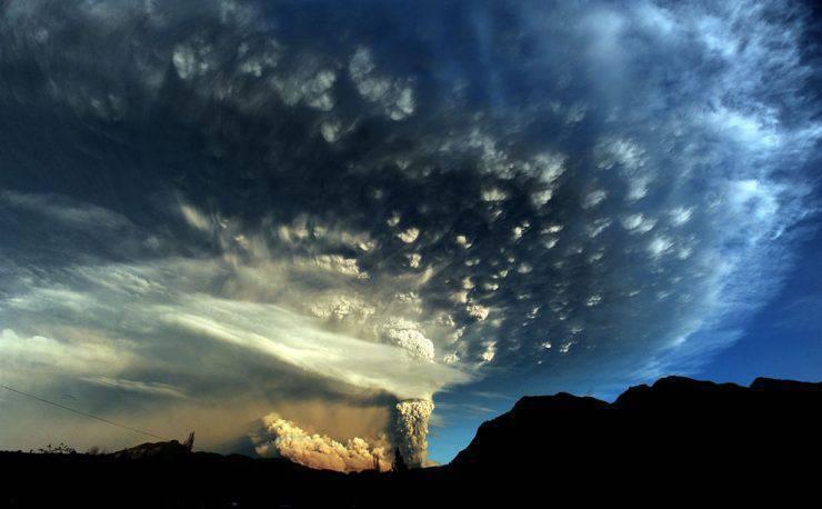 Erupcja wulkanu Puyehue 16