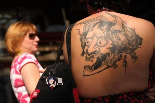 Festiwal Tatuażu z Londynu 11