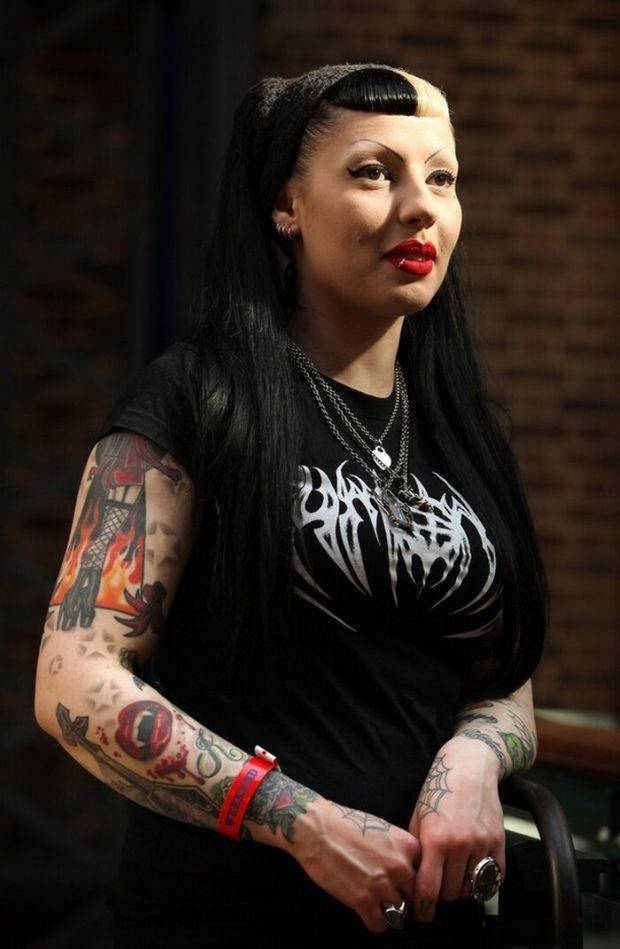 Festiwal Tatuażu z Londynu 13