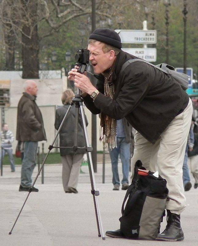 Fotografowie, czyli po drugiej stronie obiektywu #2 4