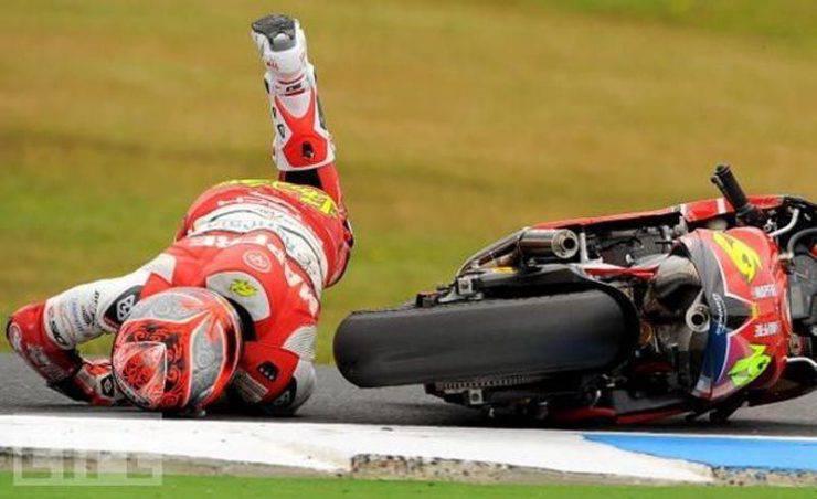 Wypadki motocyklistów #2 10
