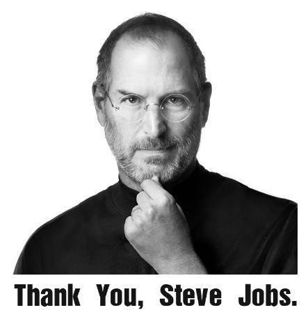 JailbreakMe ไว้อาลัย Steve Jobs=