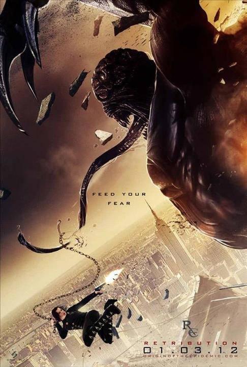 'Resident Evil: 5': nuevo tráiler en español
