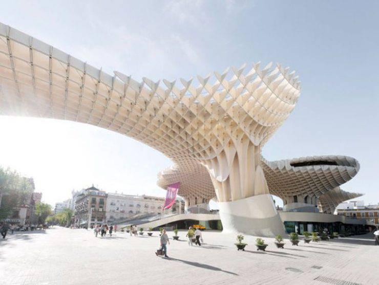 Największa budowla z drewna 12