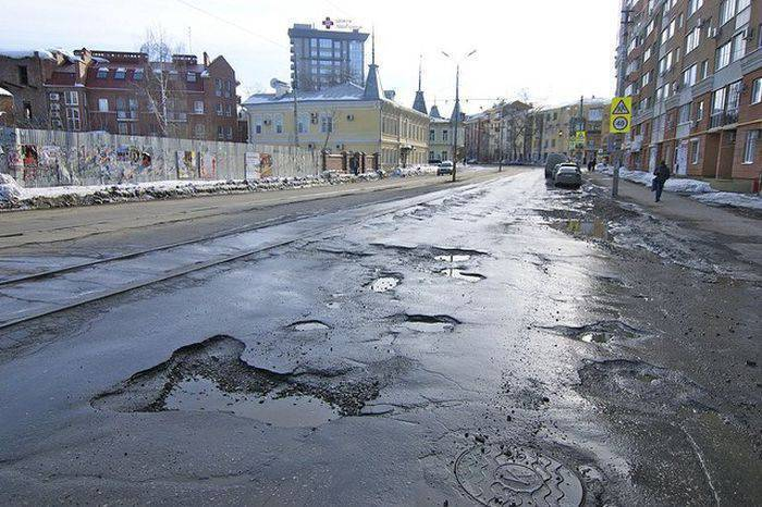 Drogi rosyjskiej Samary 16