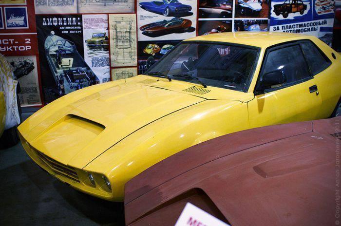 Samochody budowane w garażach ZSRR 7