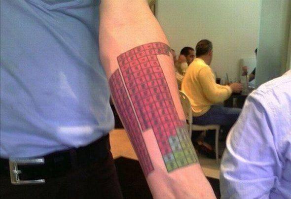 Szalone tatuaże #3 23