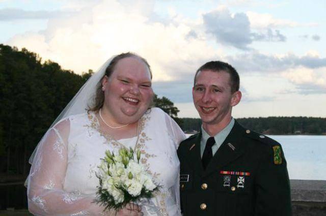 Najdziwniejsze śluby #2 19