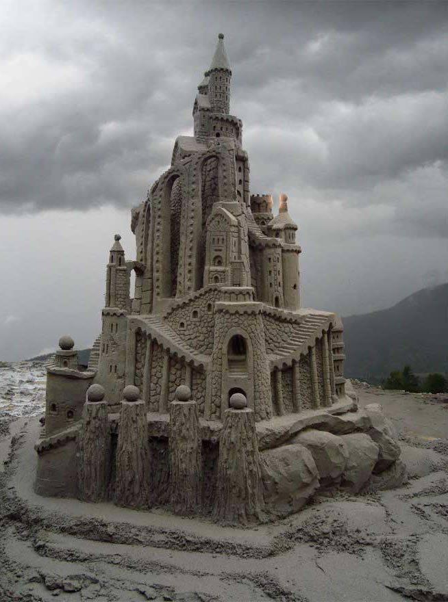 Rzeźby z piasku #5 29