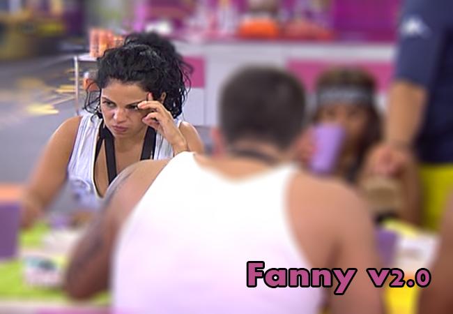 Tatiana é a Fanny 2.0