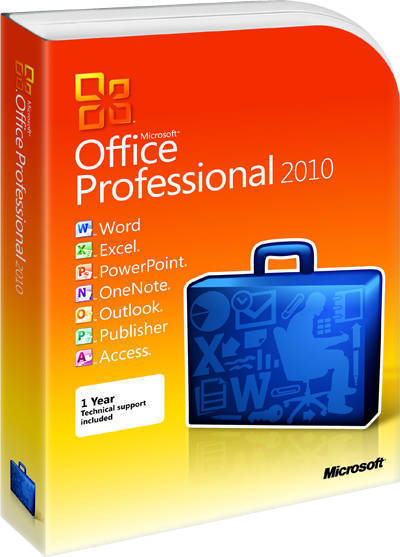 Microsoft Office Professional Plus 2010 Español Full Limpio + Serial Activador 1