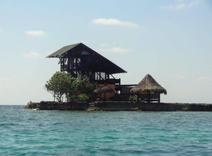 Opuszczone wyspy kolumbijskiej mafii 4