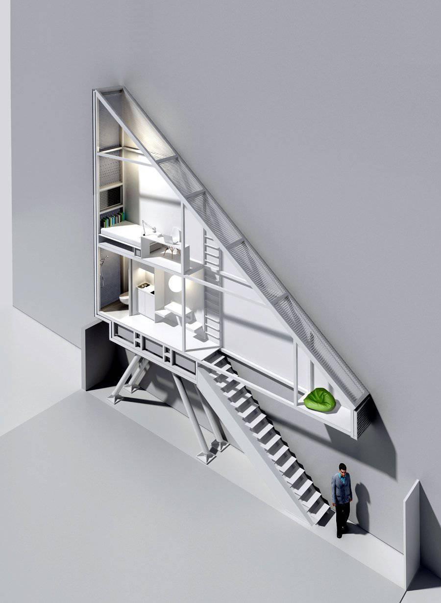 Najwęższe mieszkanie 19