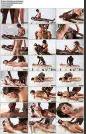 Flora and Mike - Mutual Erogenous Massage - Hegre-Art (2012/ HD 1080p)
