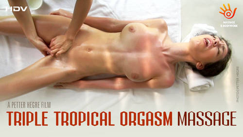 Engelie - Triple Tropical Orgasm Massage - Hegre-Art (2012/HD 1080p)