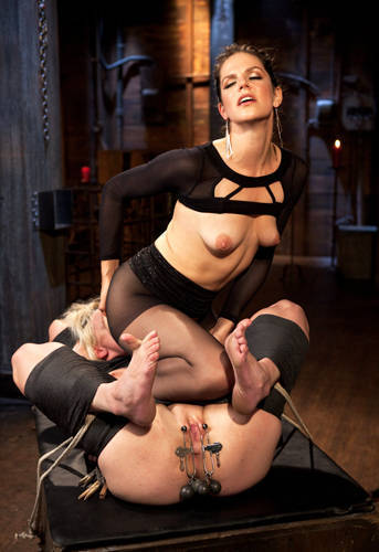 Bobbi Starr, Alice Frost - Alice Aims to Please - Kink/ WhippedAss (2012/ HD 720p)