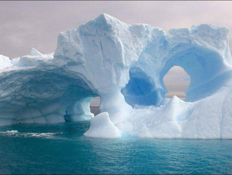 Góra lodowa 3