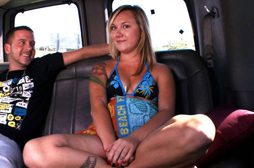 Addison Grey - The Y.O.L.O Girl - BangBros/ BangBus (2012/ HD 720p)