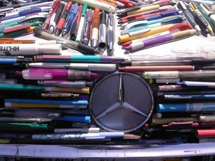 Mercedes Pens (sic!) 4