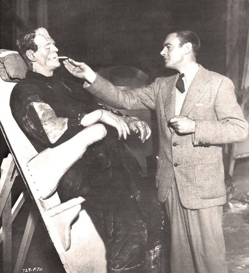 Za kulisami filmów: Frankenstein 20