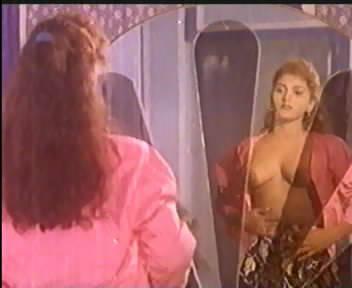 Mallu Actres Pratibha im blauen Film