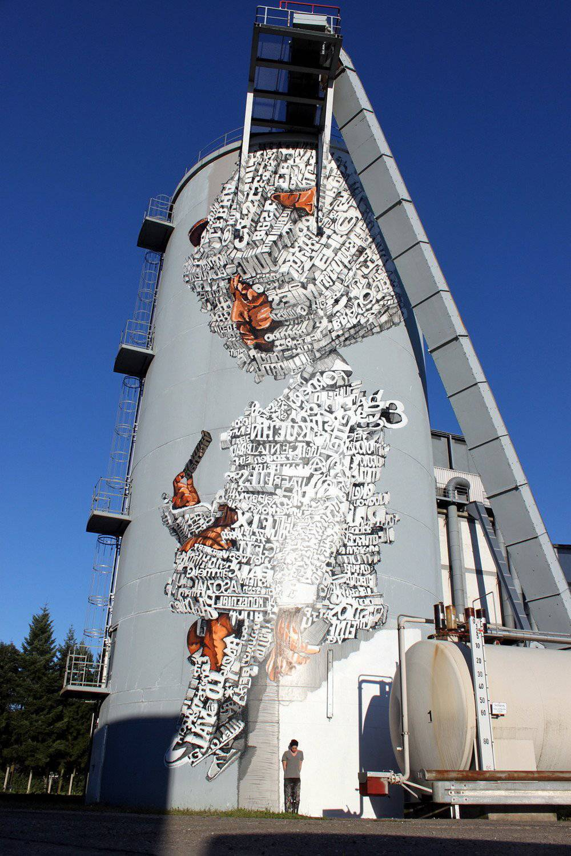 Street Art - sztuka ulicy #2 3