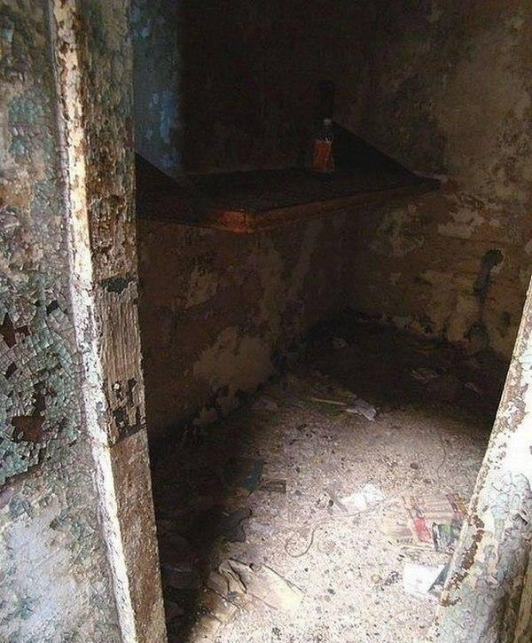 Opuszczone więzienie Essex w Newark 16