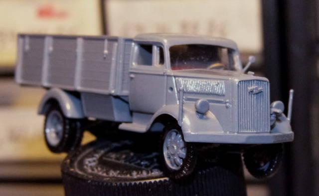 Opel Blitz, Heller, 1/72 175500858dfd0d37bf121b2e76f9dca7e293a9f0