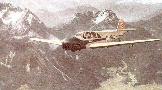 Samoloty z okresu II wojny światowej 57
