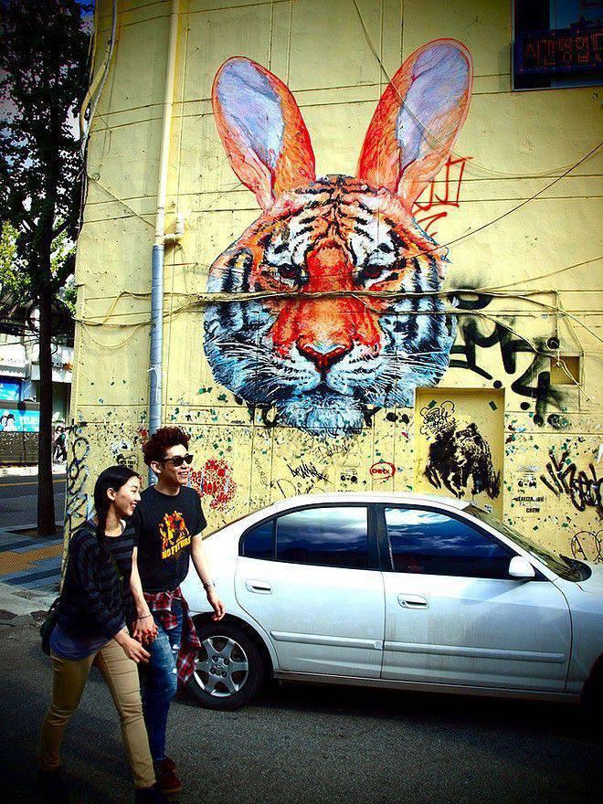 Street Art - sztuka ulicy #4 8