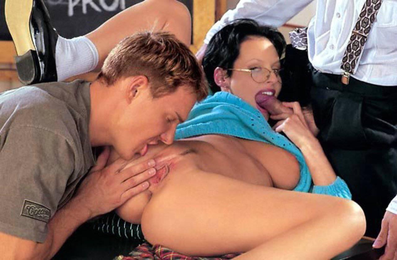 Секс в аудитории 14 фотография