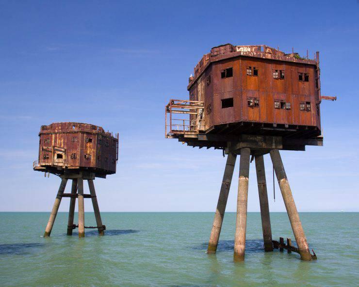 Bunkry na morzu 8