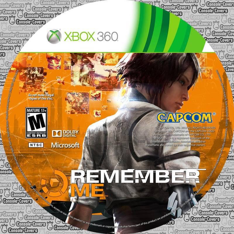 Remember me xbox