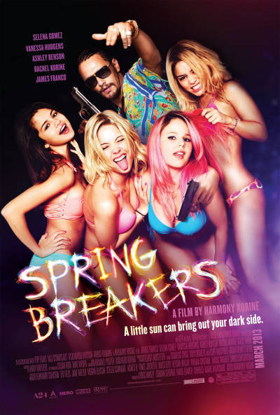 Spring Breakers (2012) HDRip XviD-AQOS
