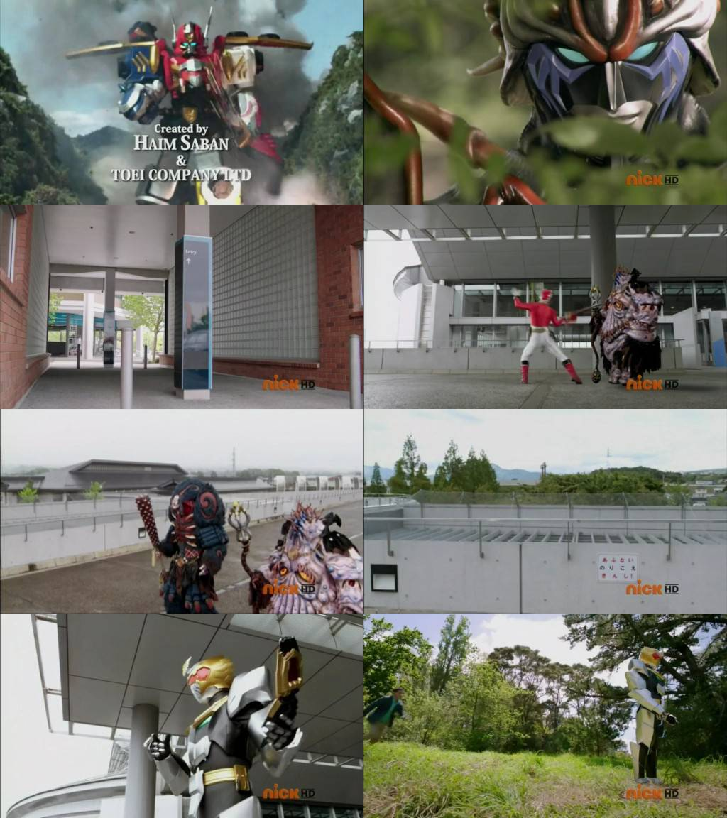 Power Rangers Megaforce S20E08 480p HDTV x264-mSD