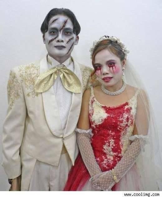 Nietypowe suknie ślubne 39