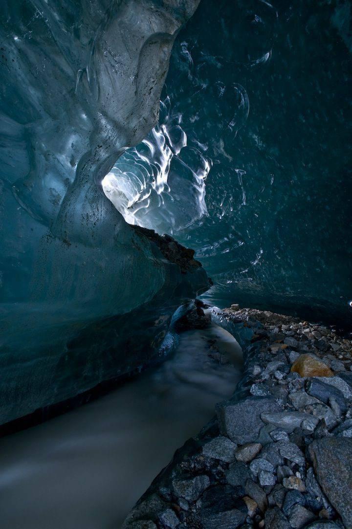 Jaskinie lodowcowe 12