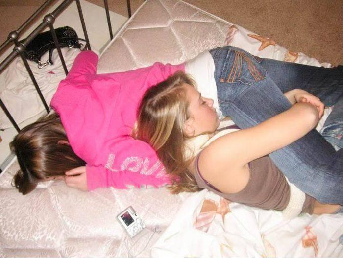 Pijane dziewczyny #3 15