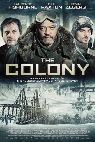 The Colony (2013) DVDRip X264 AC-3-FooKaS