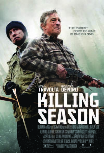 Killing Season (2013) BRRip XviD-DiN
