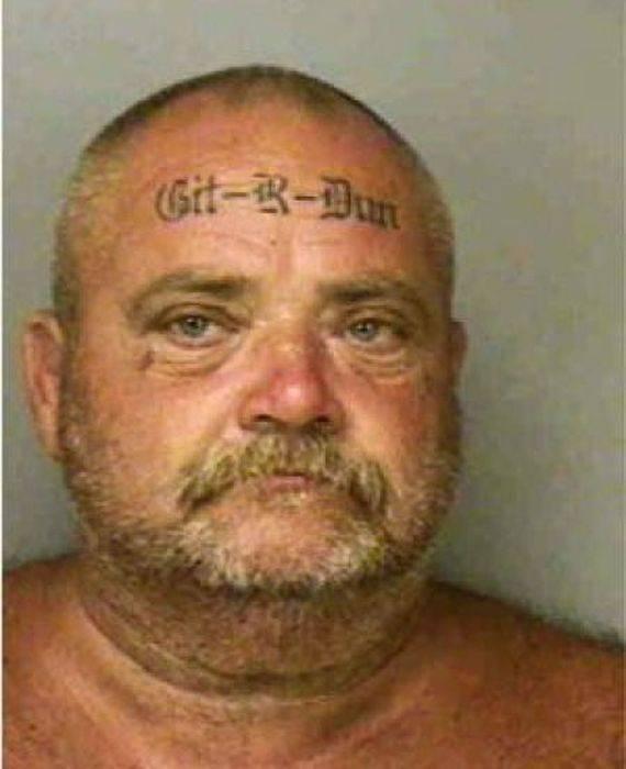 Tatuaże przestępców #2 4