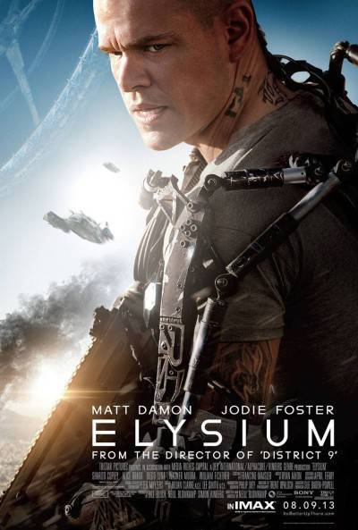 Elysium (2013) CAM 400MB Ganool
