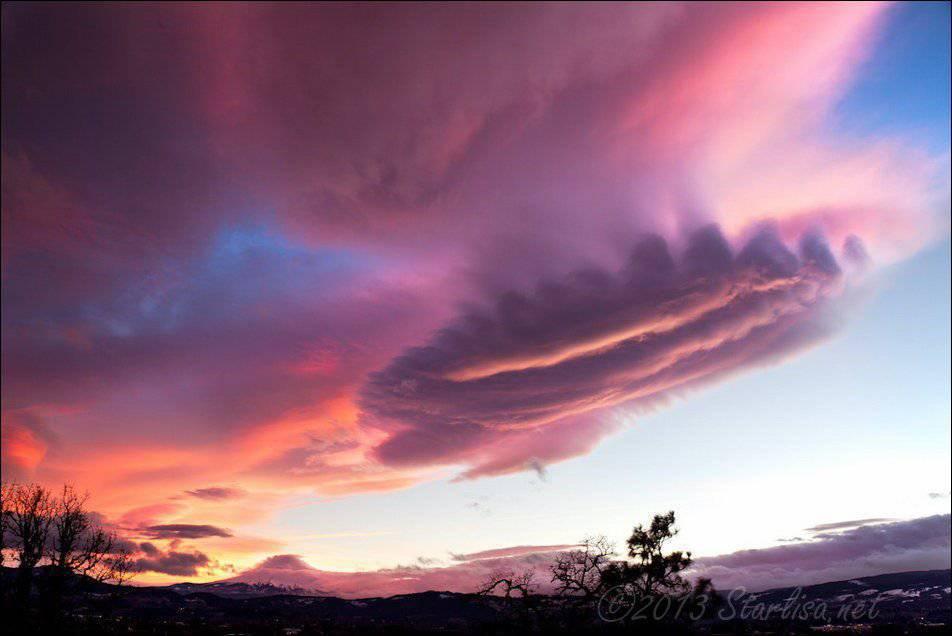 Niezwykle zdjęcia chmur 11