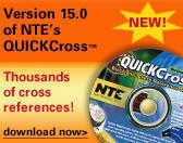 NTE QuickCross 15 18284032b818146f88c0cd5deb79510861d1c560