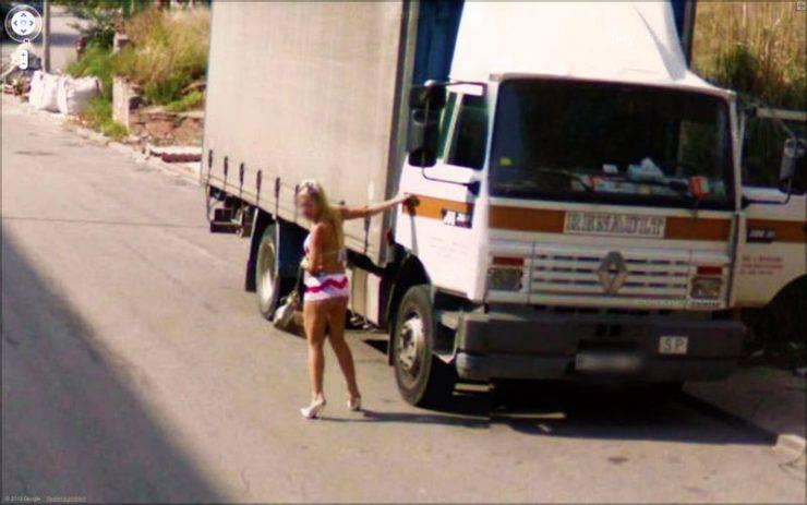 Najdziwniejsze zdjęcia z Google Street View #3 12