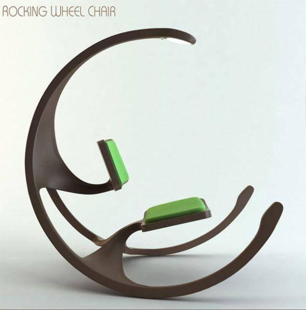 Najdziwniejsze krzesła 56