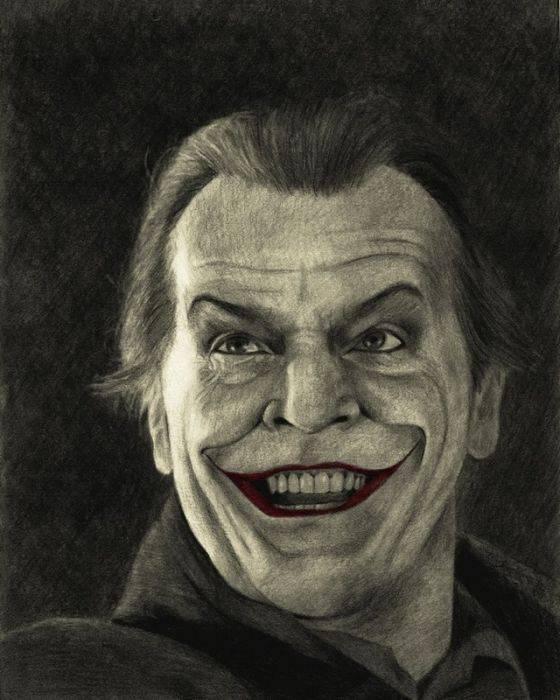 Niezwykłe portrety wykonane ołówkiem 16